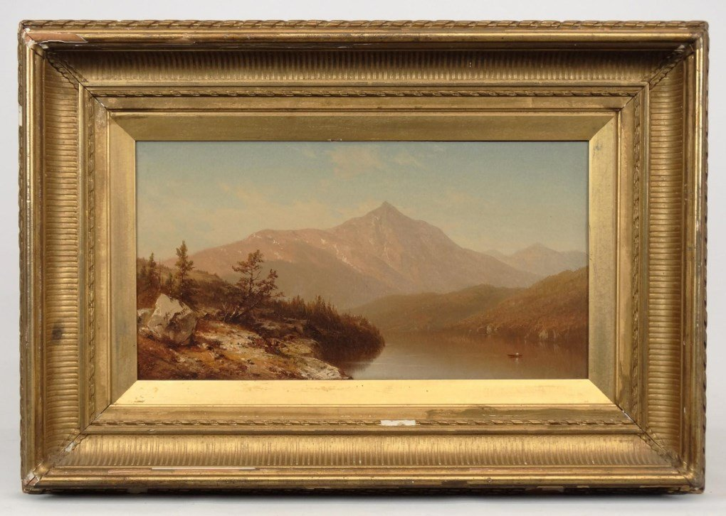 Attributed To Sanford Robinson Gifford (1823-1880)
