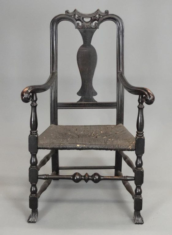 Important 18th c. Armchair - 4