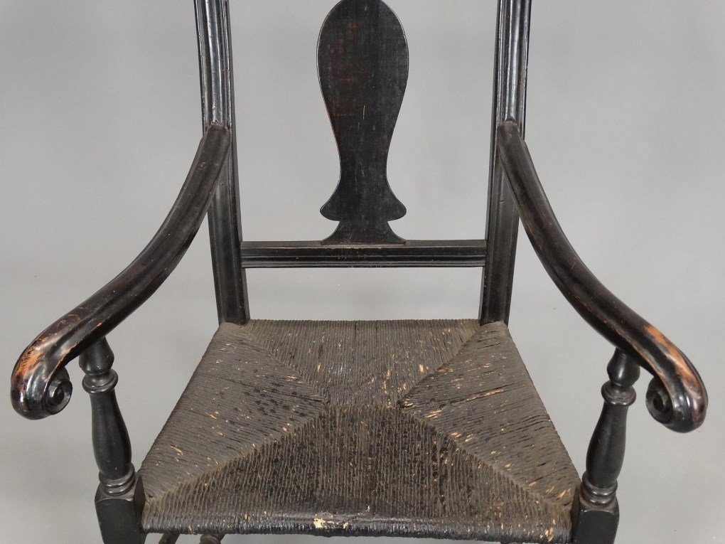 Important 18th c. Armchair - 6