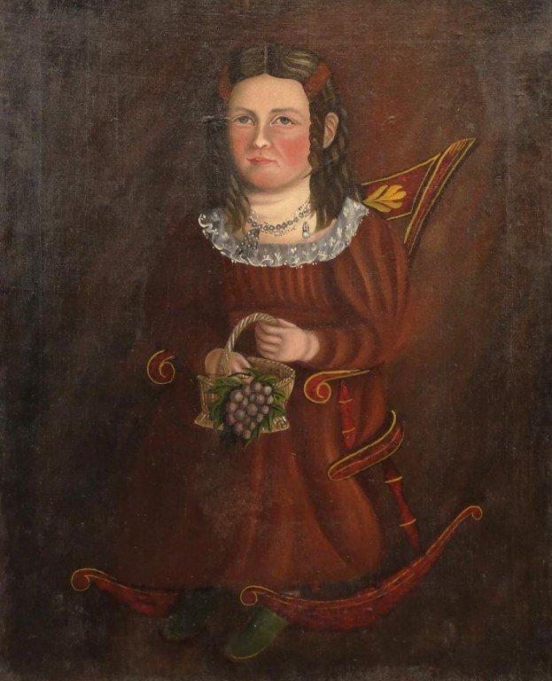 Asahel Powers (Vermont/Illinois 1813-1843) - 2