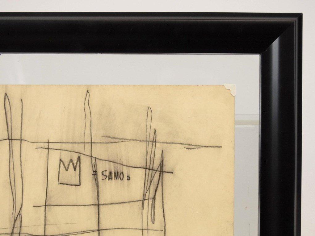 Jean Michel-Basquiat (N.Y. 1960-1988) - 3