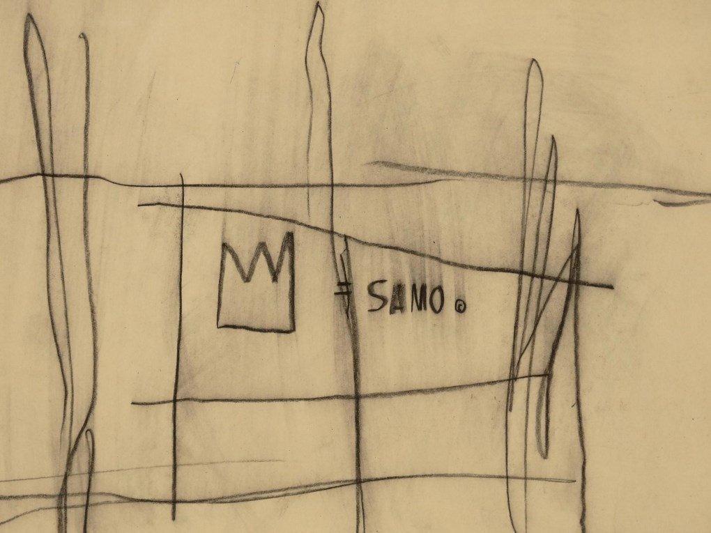 Jean Michel-Basquiat (N.Y. 1960-1988) - 4