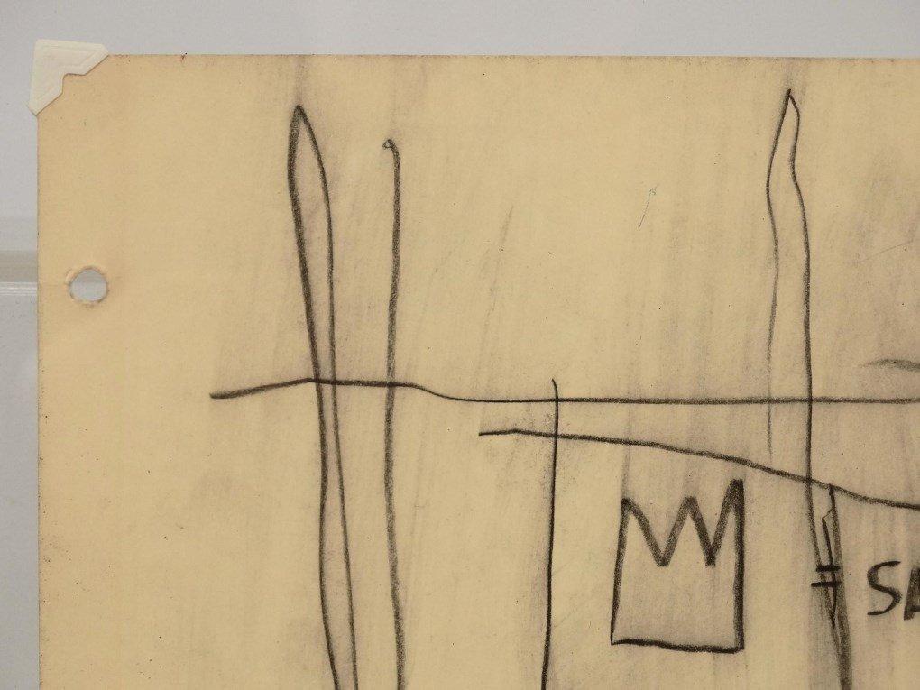 Jean Michel-Basquiat (N.Y. 1960-1988) - 5