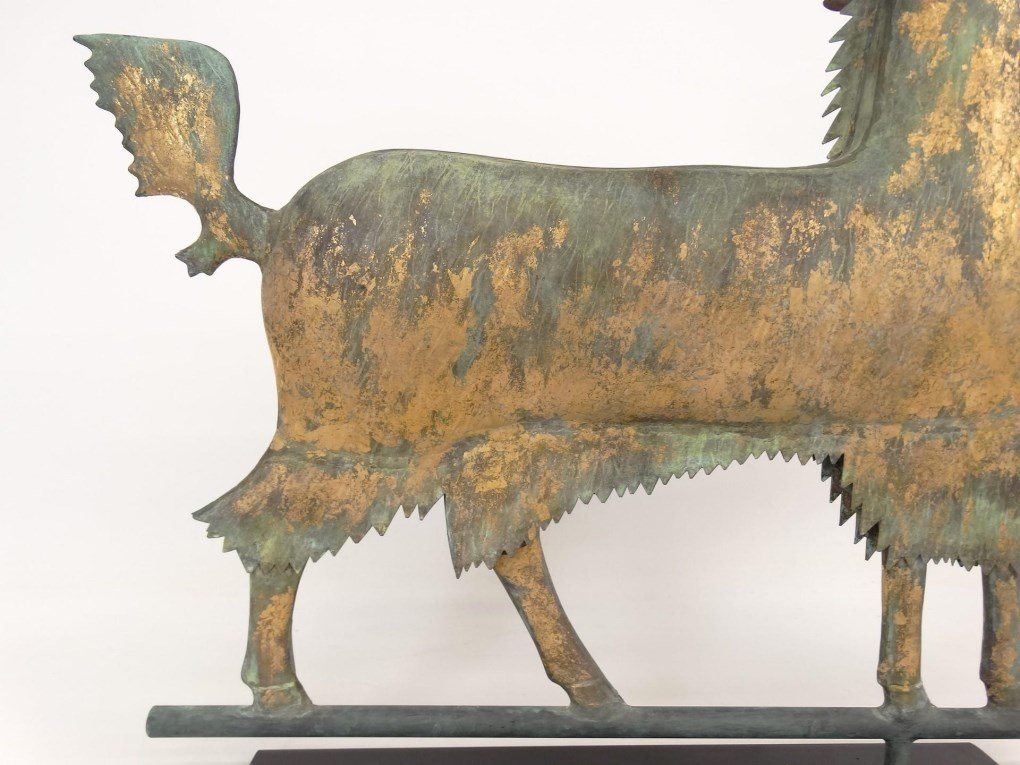 Billy Goat Weathervane - 10