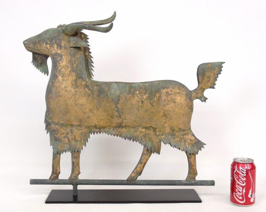 Billy Goat Weathervane