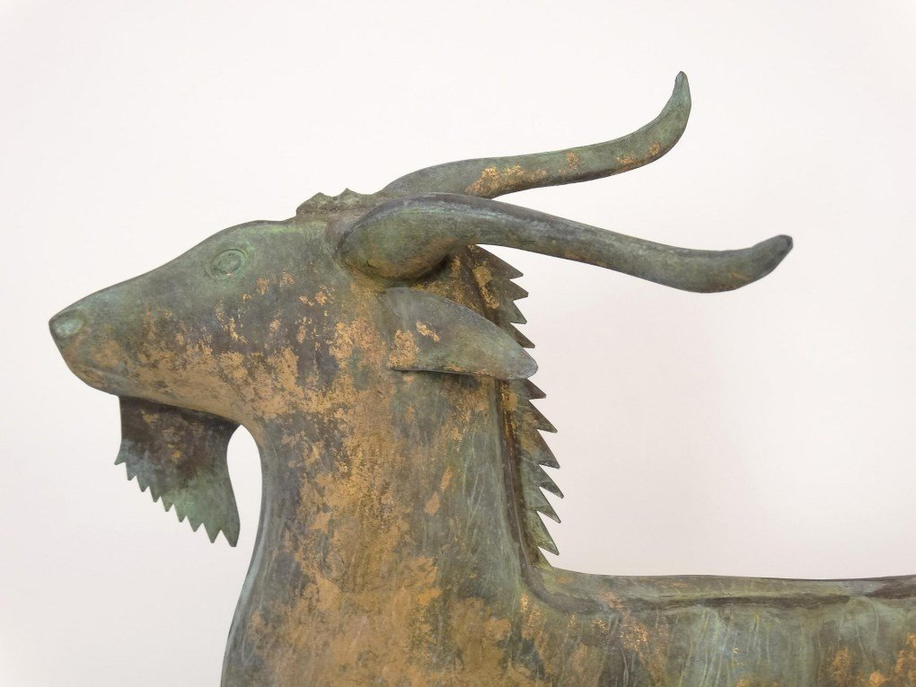 Billy Goat Weathervane - 2