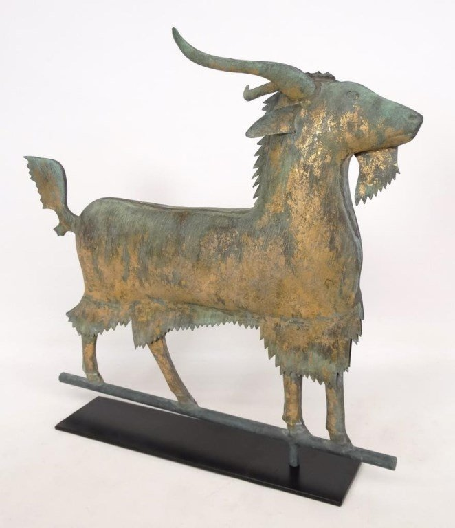 Billy Goat Weathervane - 6