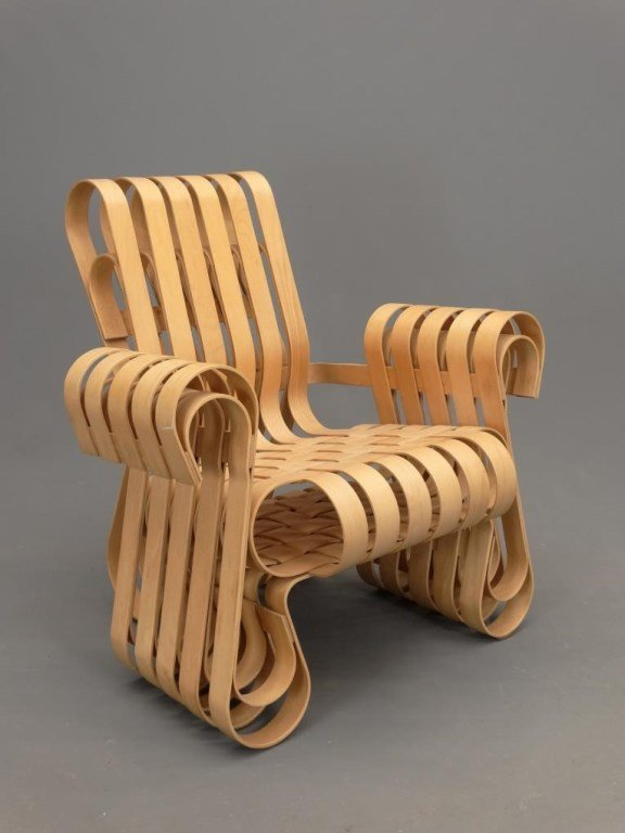 """Frank Gehry For Knoll """"Power Play"""" Chairs - 2"""