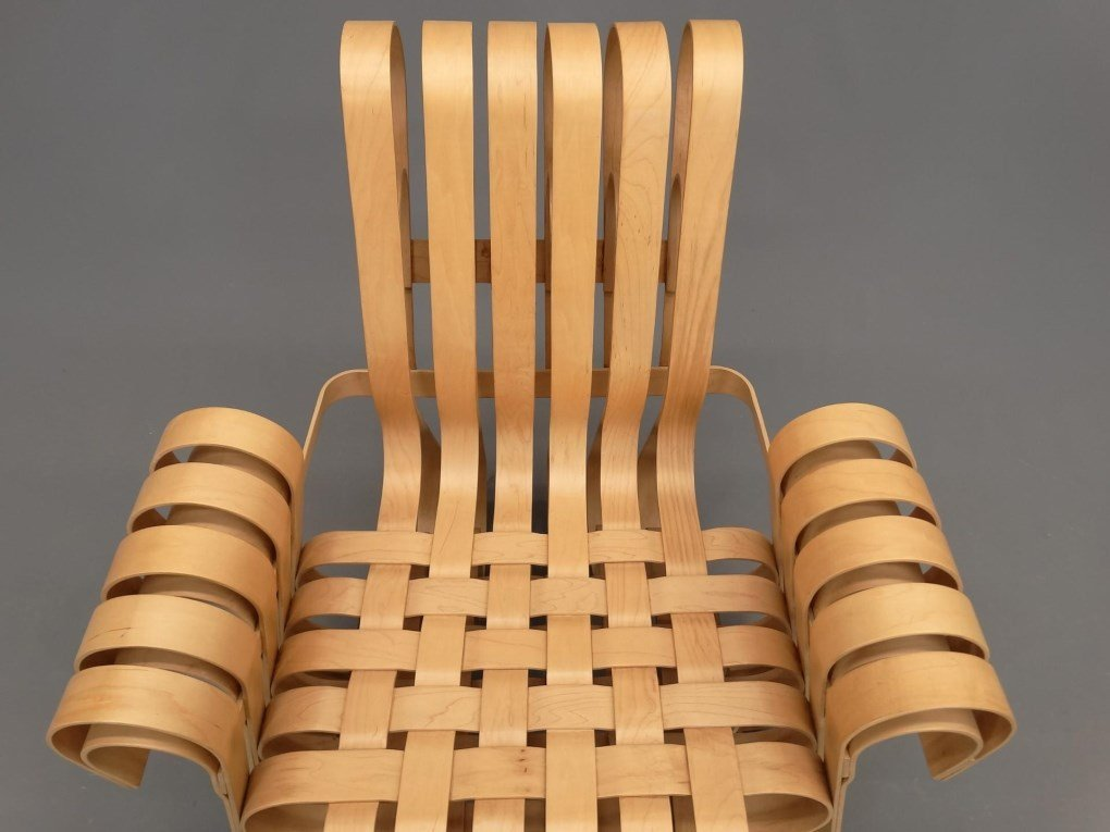 """Frank Gehry For Knoll """"Power Play"""" Chairs - 3"""