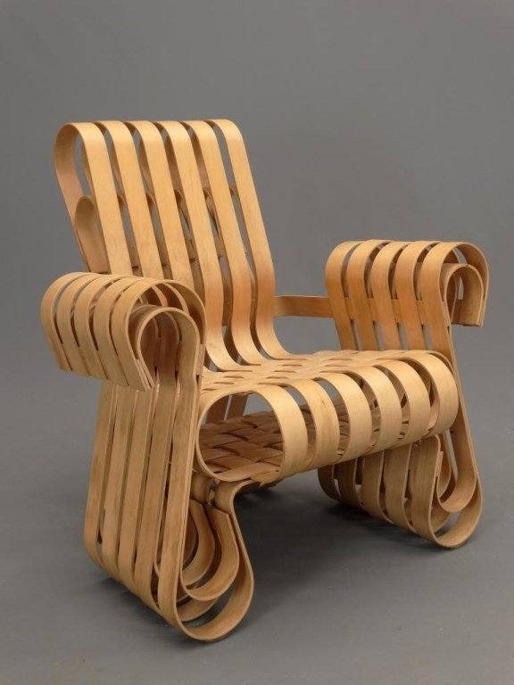 """Frank Gehry For Knoll """"Power Play"""" Chairs - 9"""