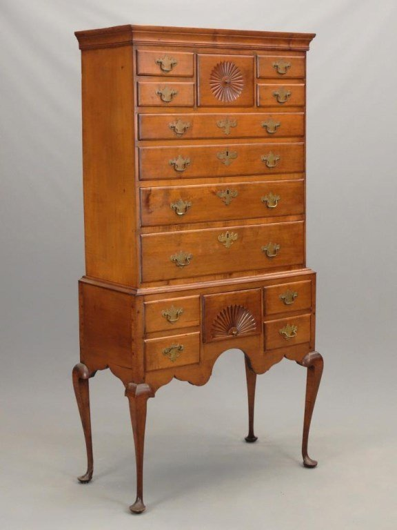 Norris Family Connecticut Highboy - 2