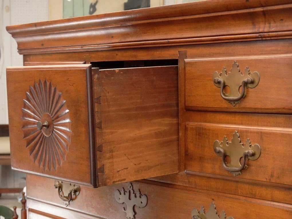 Norris Family Connecticut Highboy - 6