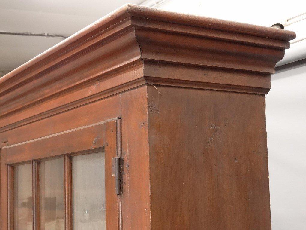19th c. Pennsylvania Dutch Cupboard - 3