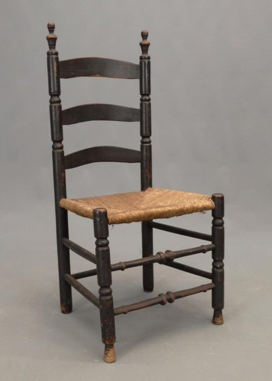 18th c. Bergen County New Jersey Chair