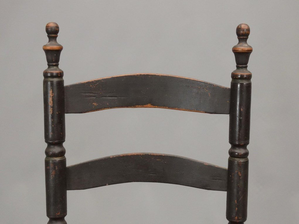 18th c. Bergen County New Jersey Chair - 2