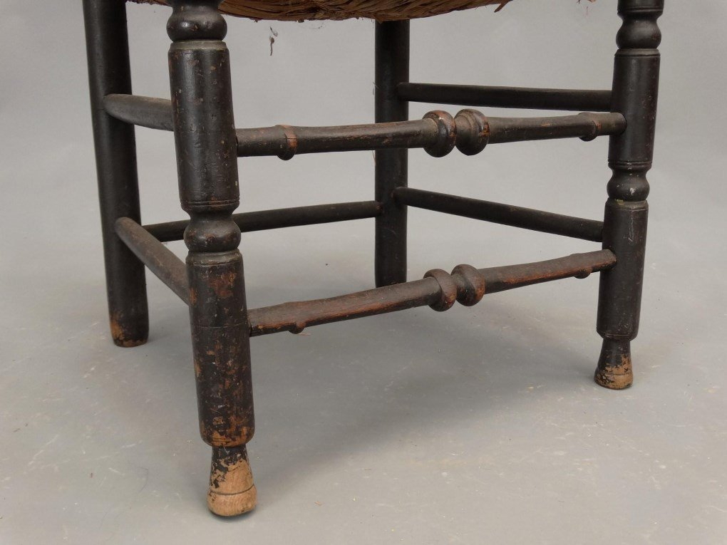 18th c. Bergen County New Jersey Chair - 5
