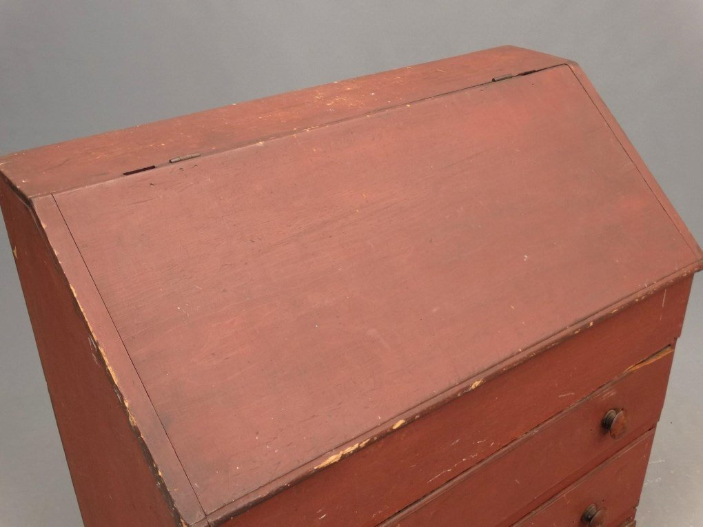 19th c. Primitive Desk - 2