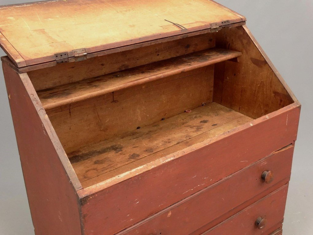 19th c. Primitive Desk - 3