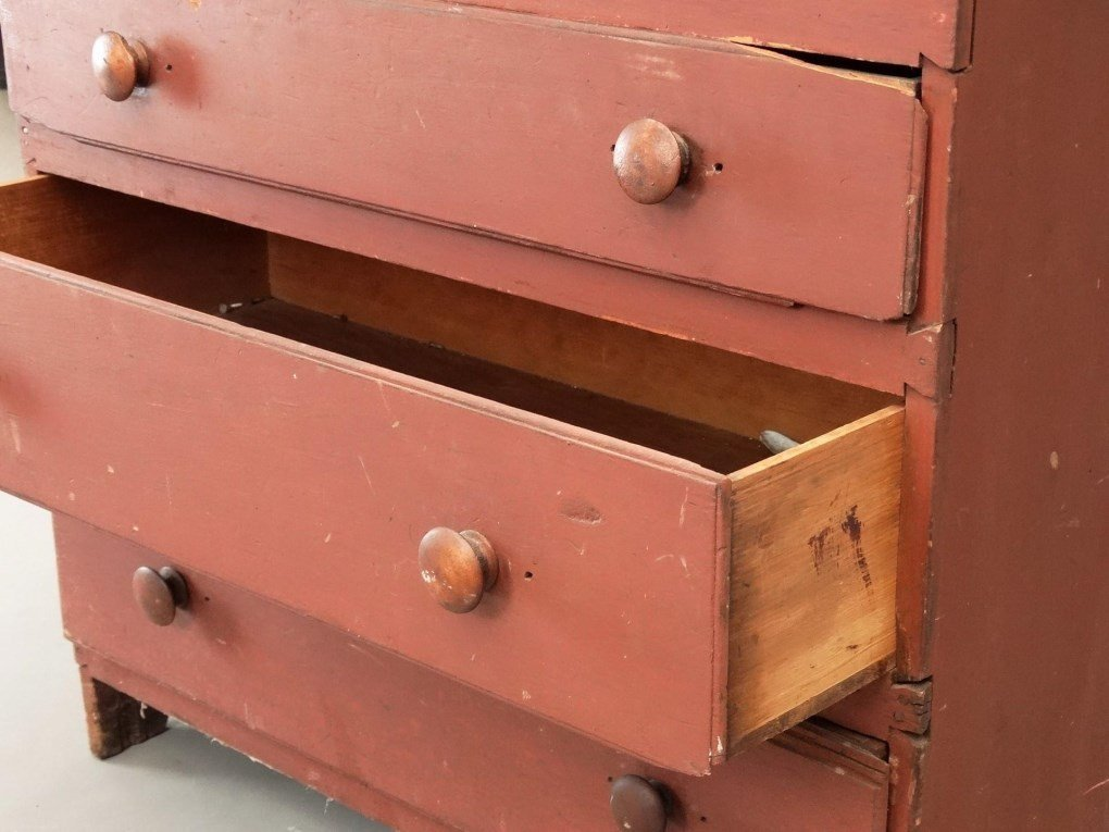 19th c. Primitive Desk - 5