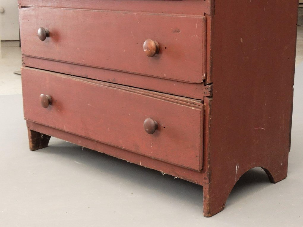 19th c. Primitive Desk - 7