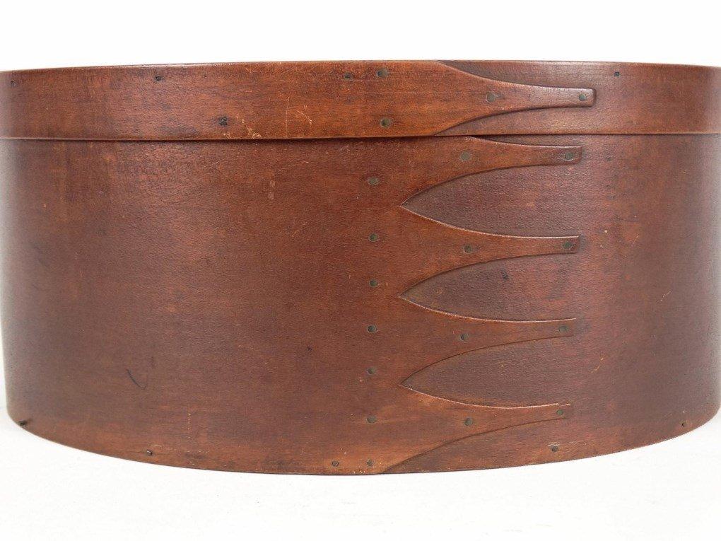 19th c. Shaker Box - 3