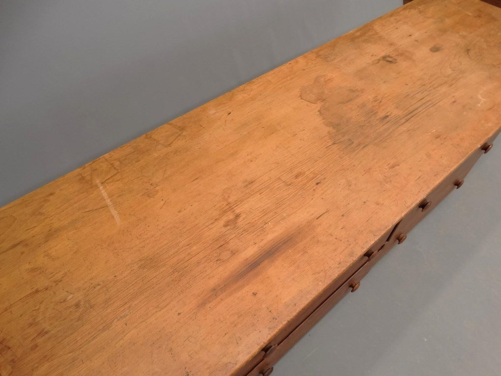 19th c. Shaker Tailoring Counter - 2