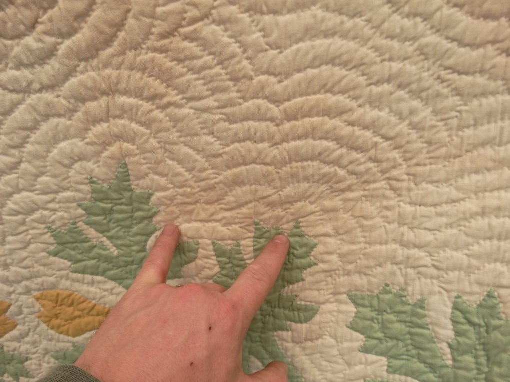 Hawaiian Quilt - 3