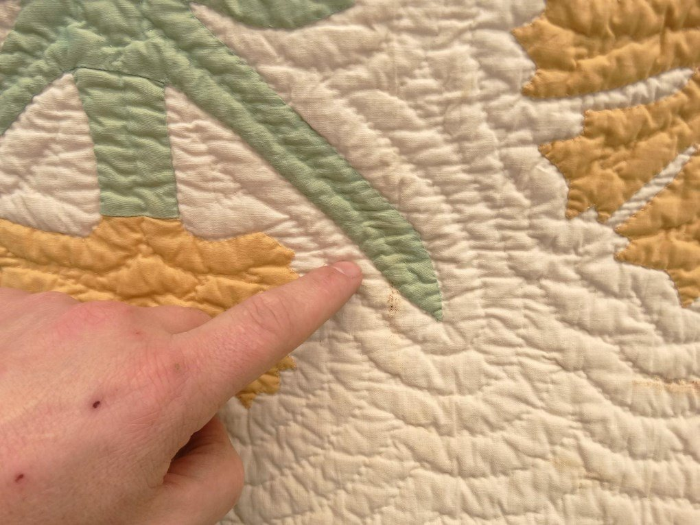 Hawaiian Quilt - 4