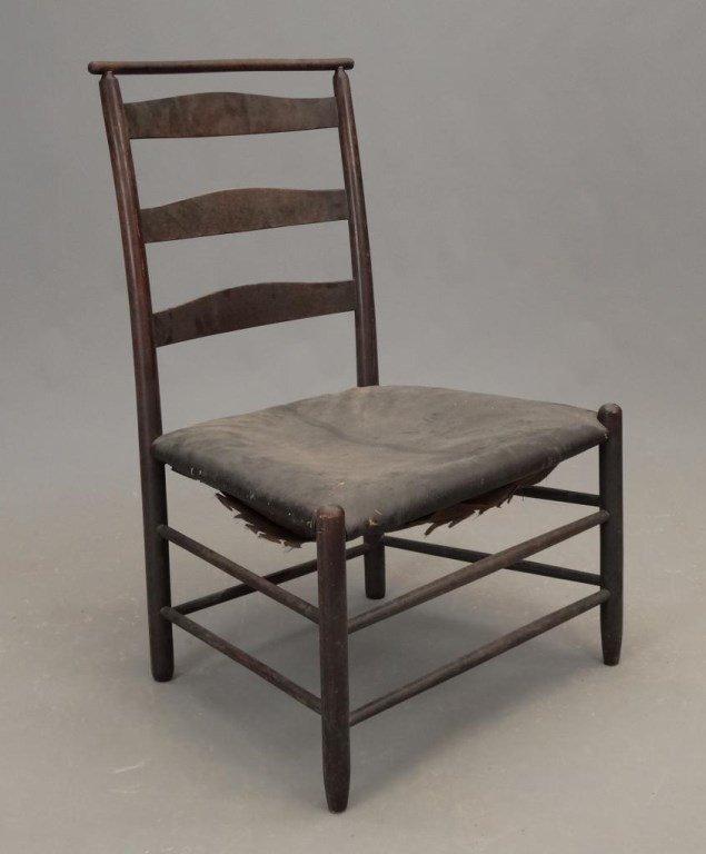 19th c. Shaker Chair