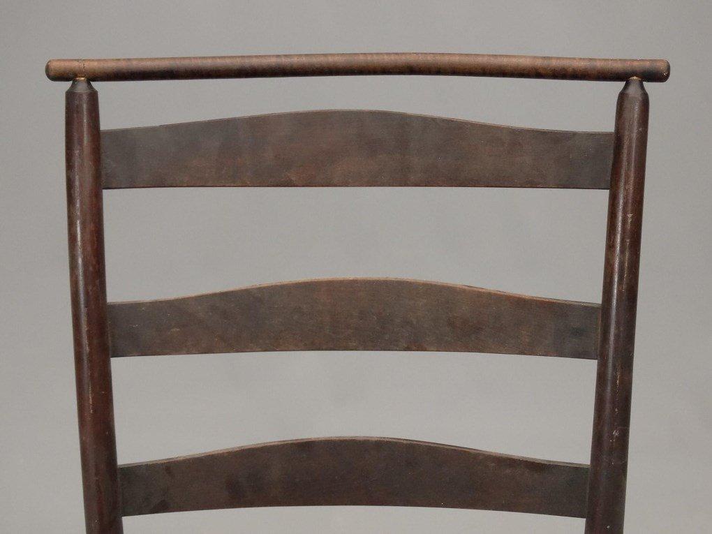 19th c. Shaker Chair - 2
