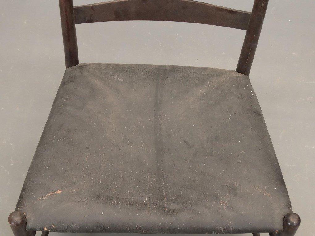 19th c. Shaker Chair - 3