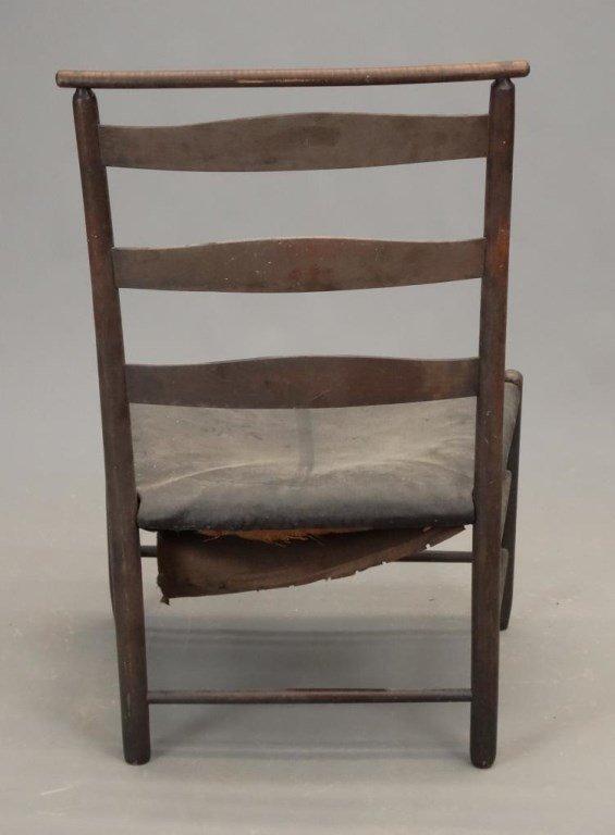 19th c. Shaker Chair - 6