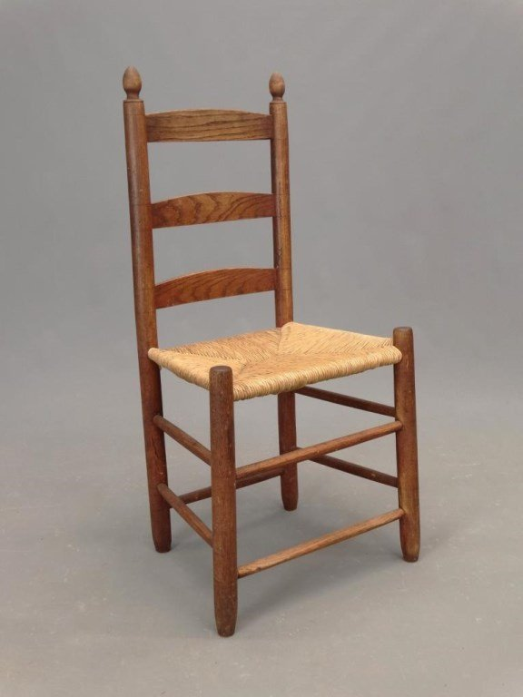 19th c. Shaker Chair