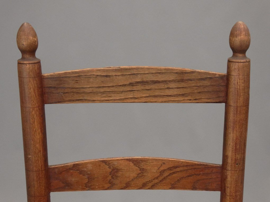 19th c. Shaker Chair - 2