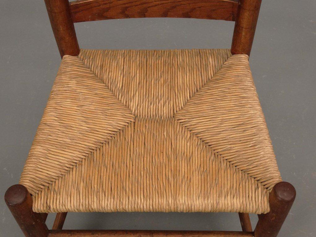 19th c. Shaker Chair - 3