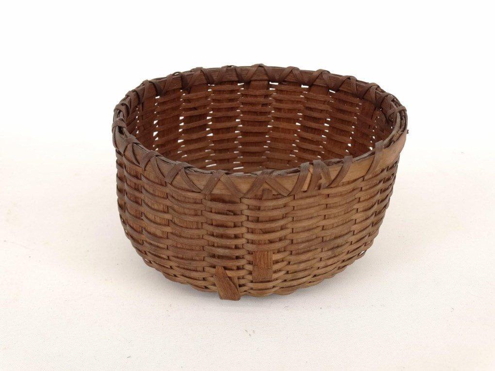 19th c. Shaker Baskets - 2