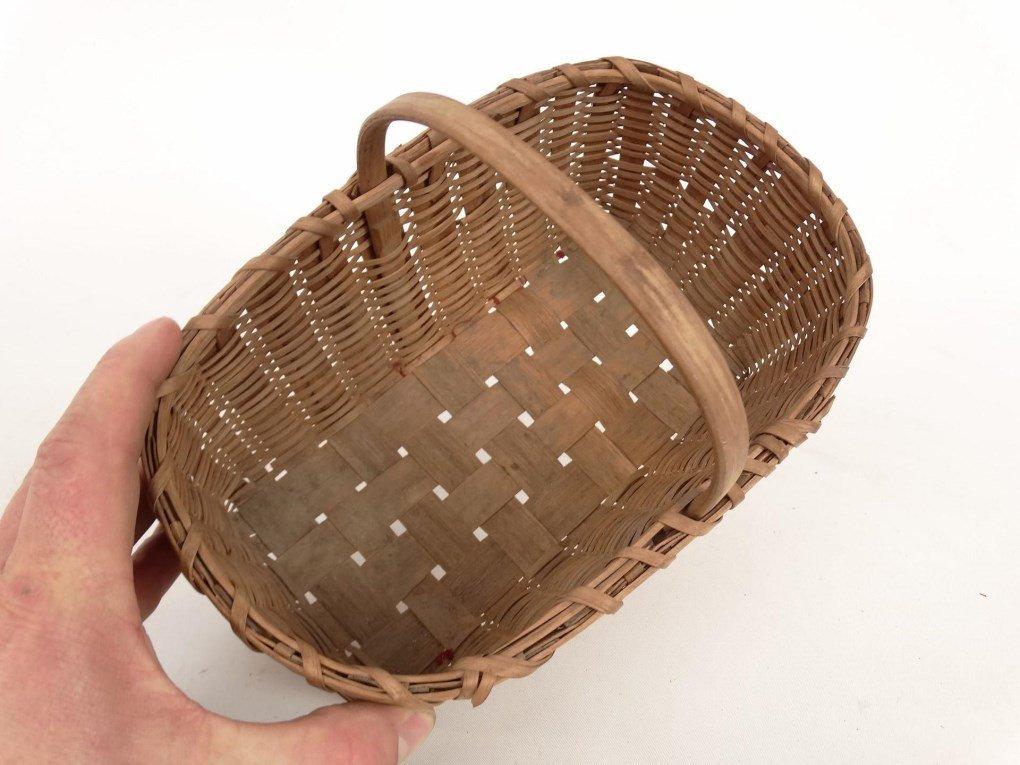 19th c. Shaker Baskets - 6