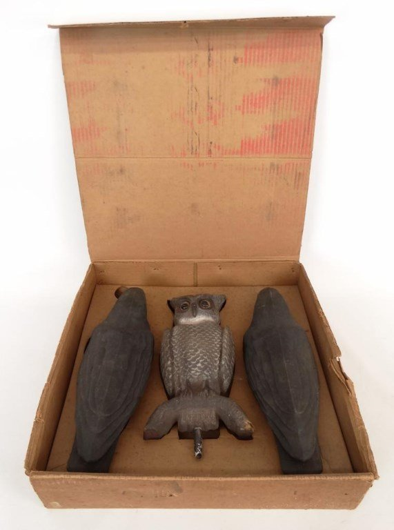Crow Shooters Kit