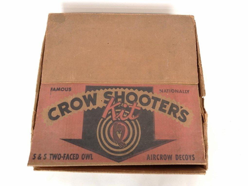 Crow Shooters Kit - 8
