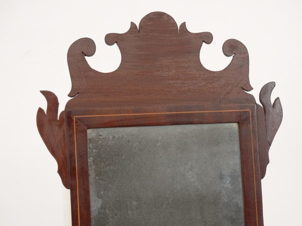 18th c. Chippendale Mirror - 2
