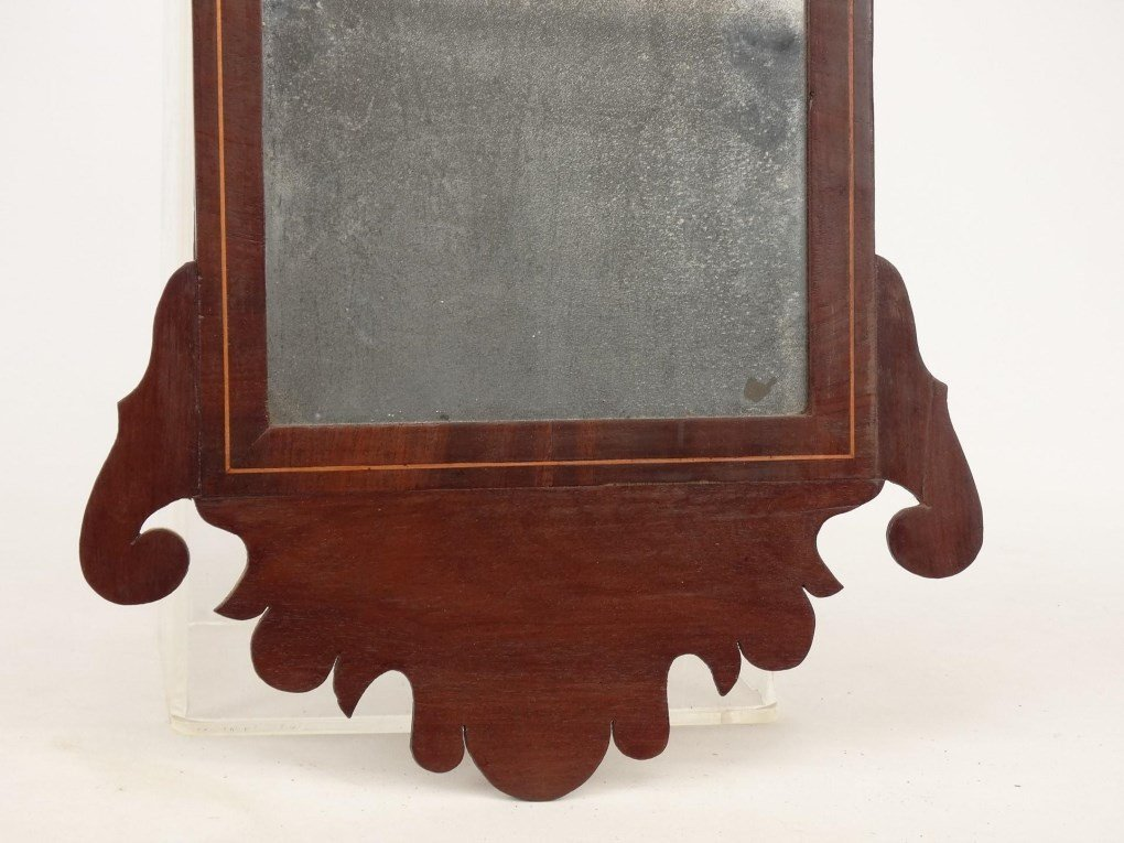 18th c. Chippendale Mirror - 3