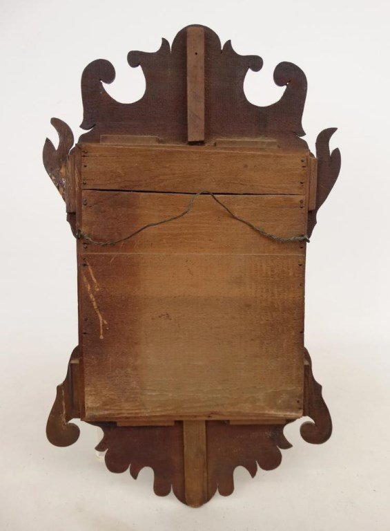 18th c. Chippendale Mirror - 4