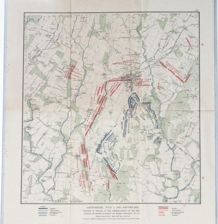 """Books: """"New York At Gettysburg"""" - 2"""