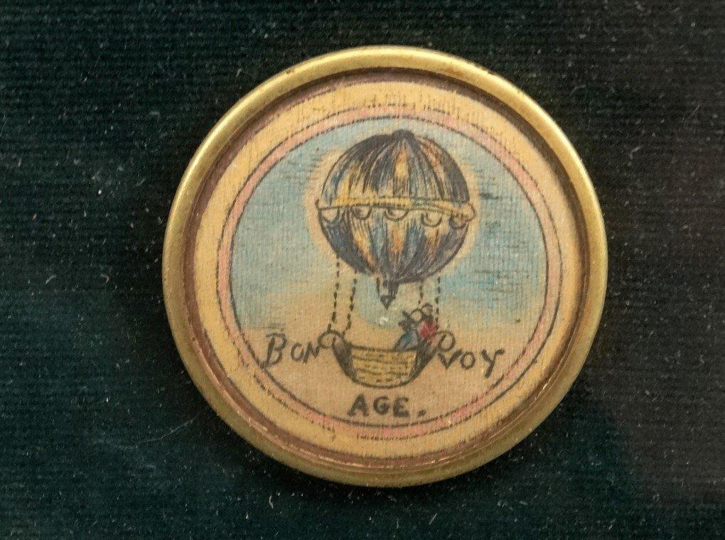 Ballooning History Framed Medallions - 4