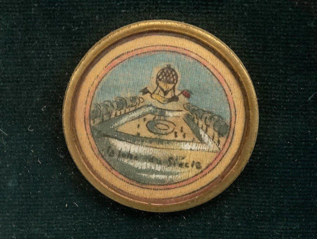 Ballooning History Framed Medallions - 5