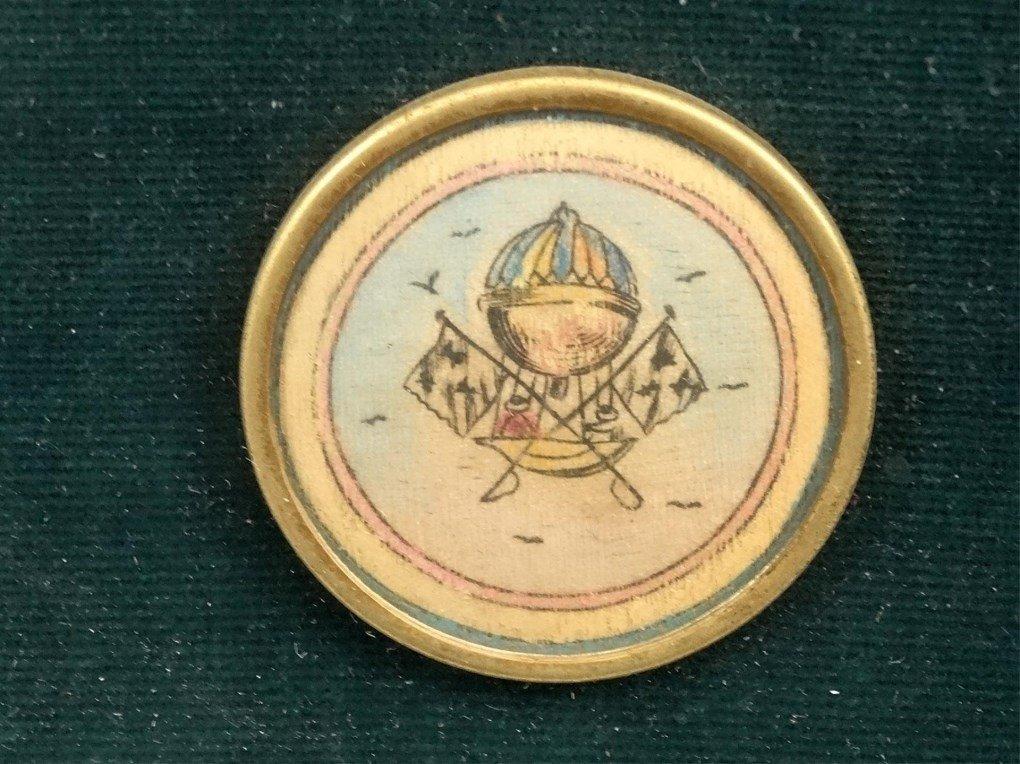 Ballooning History Framed Medallions - 6