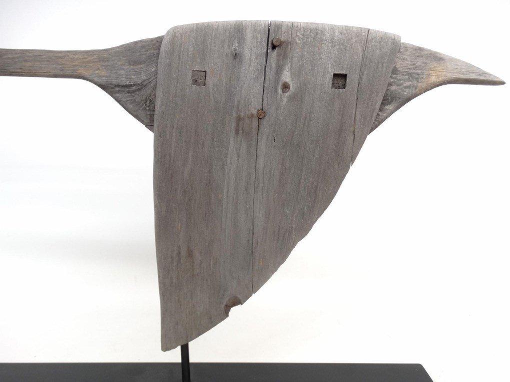 Wooden Goose Weathervane - 4