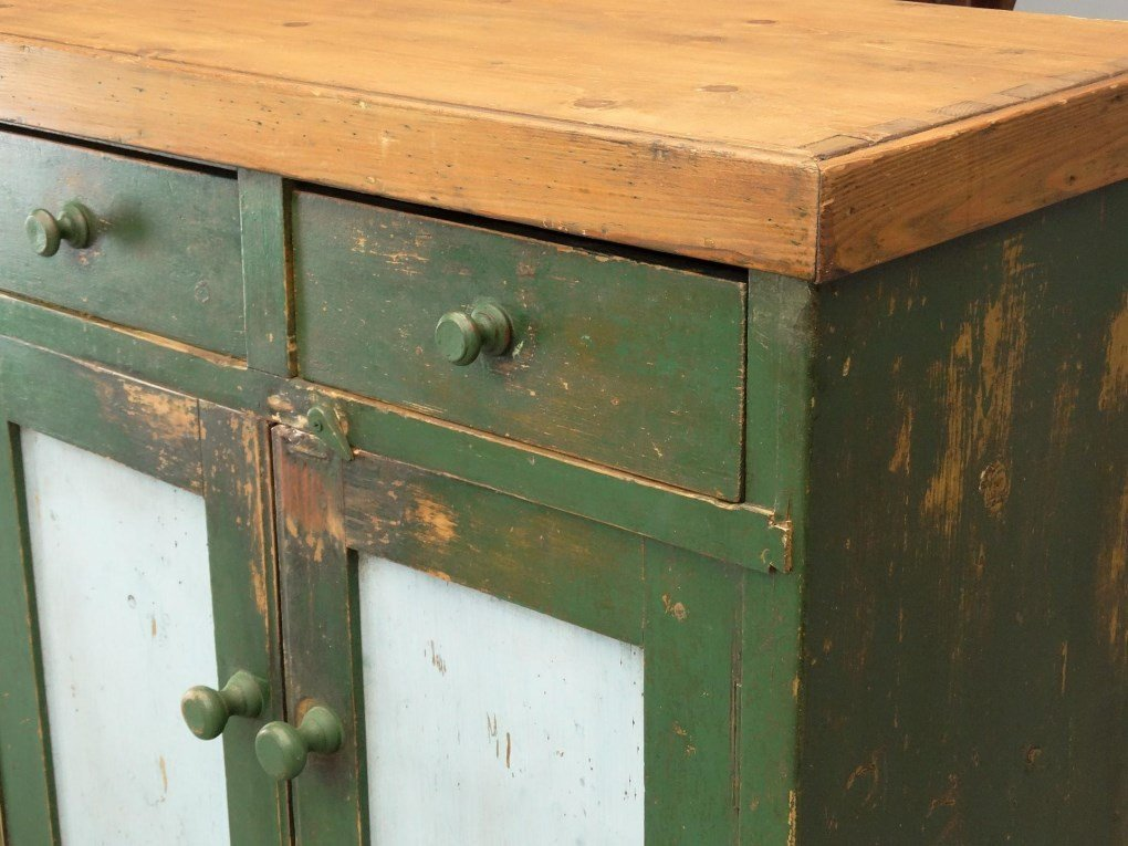 19th c. Cupboard - 5