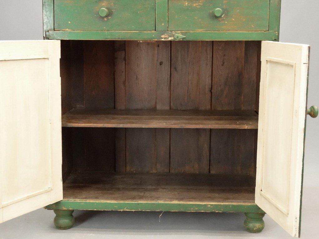 19th c. Cupboard - 6