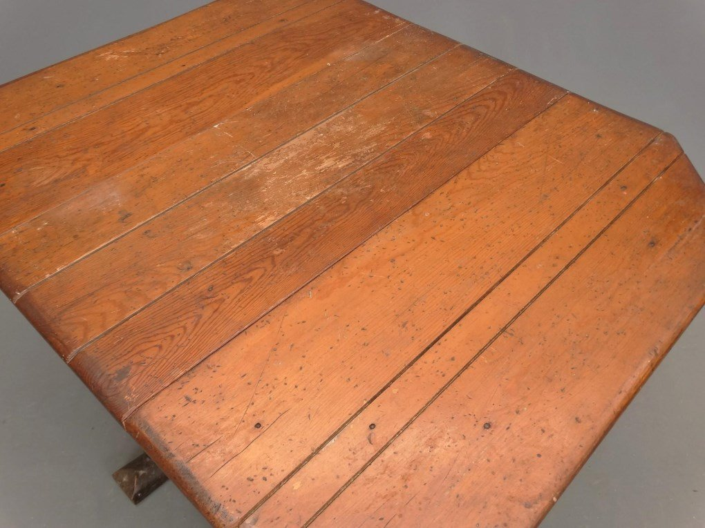 Old Hickory Dropleaf Table - 3